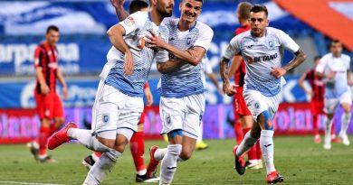 CFR Cluj - Craiova 2-3
