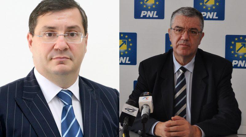 Lucian Sauleanu Nicolae Giugea, cei doi candidati ai dreptei pentru Primaria Craiova. Negocieri PNL USR PLUS