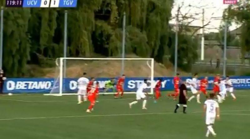 Craiova - Targoviste 0-1