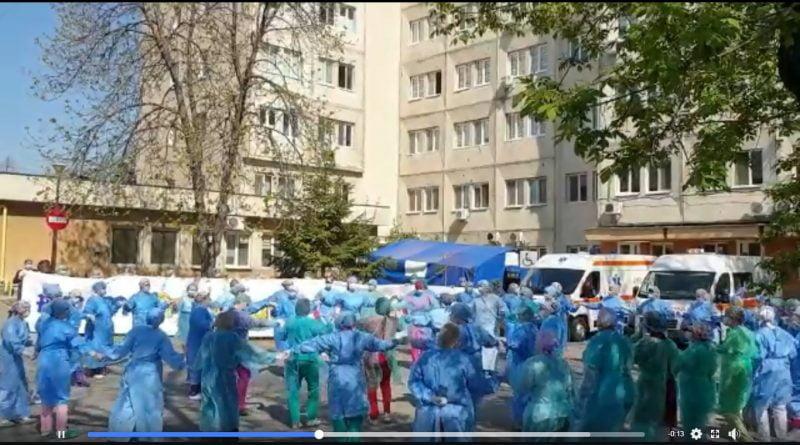 Spitalul din Craiova ATI Terapie Intensiva