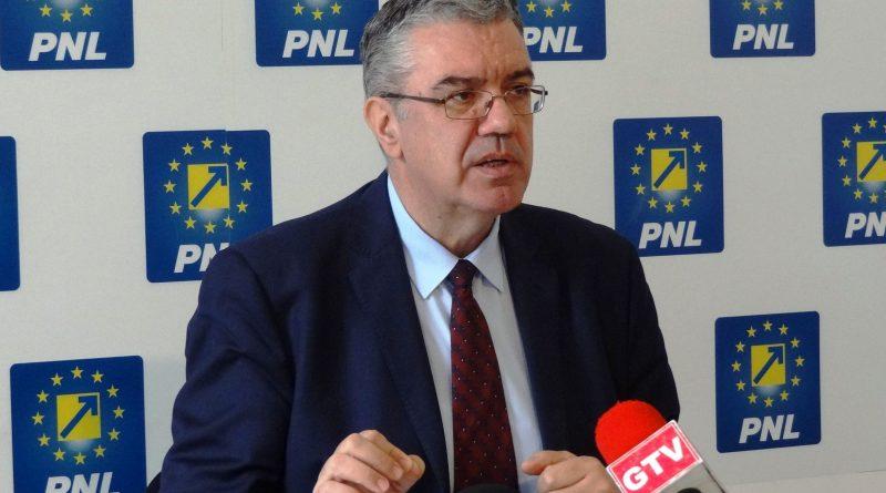 Nicolae Giugea candidat la Primaria Craiova