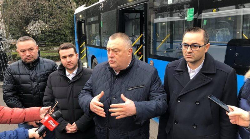 transport public Primaria Craiova