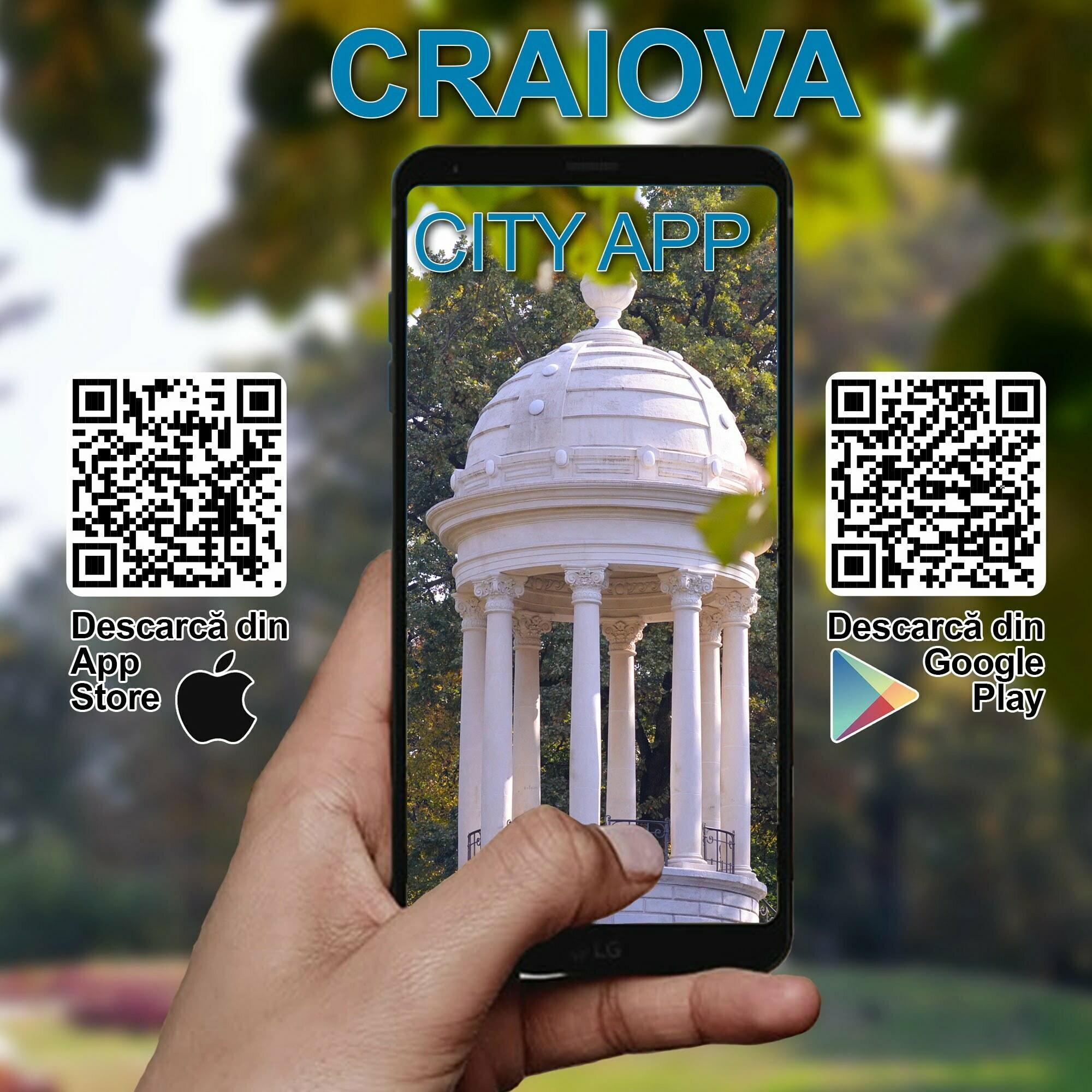 City App Primaria Craiova