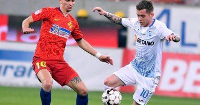 Cicaldau dupa Craiova - FCSB 2-1