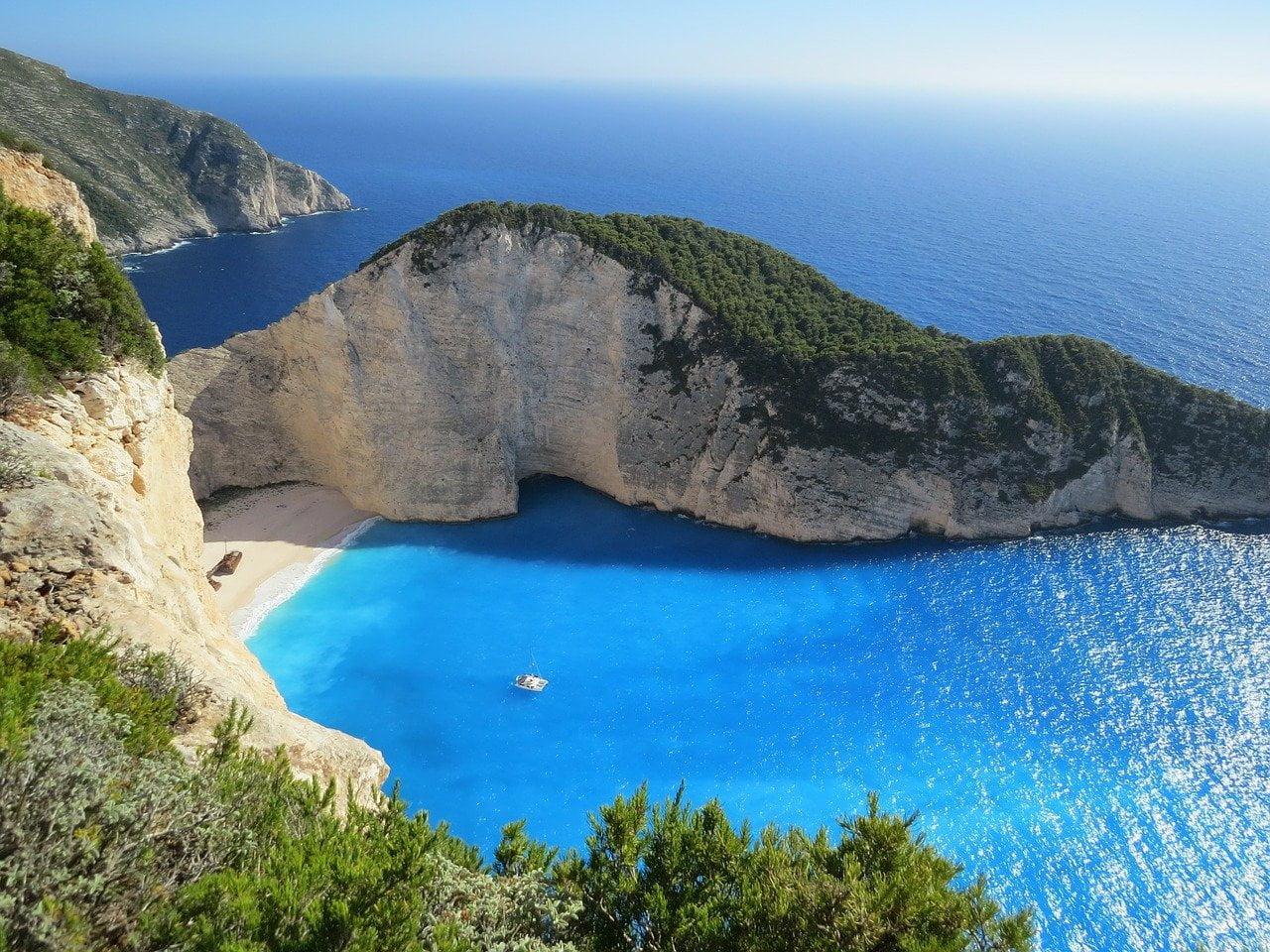 Vacanța românilor în Grecia