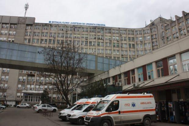 teste pentru depistarea Covid 19 la Spitalul din Craiova