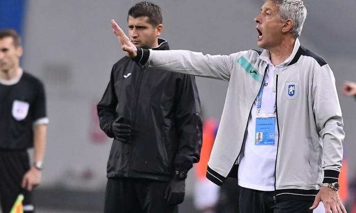 Cristiano Bergodi Craiova - CFR Cluj 1-3