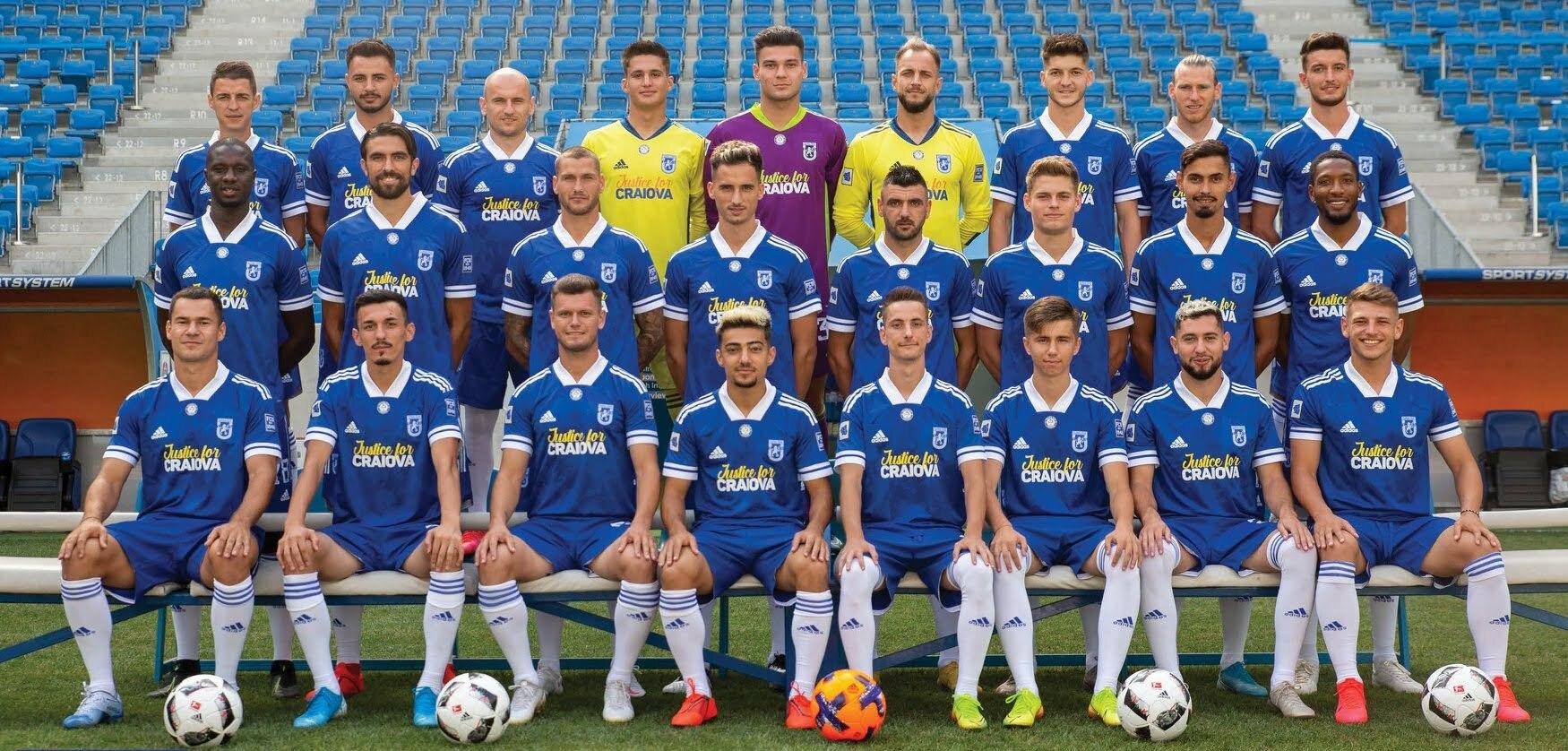 FCU Craiova - Ripensia
