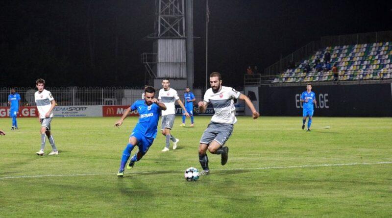 Tbilisi - Craiova 2-1