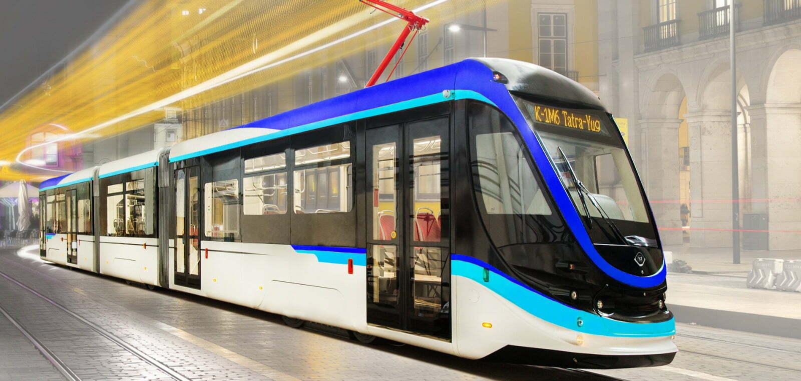 Tramvaie și autobuze noi în Craiova, din fonduri europene