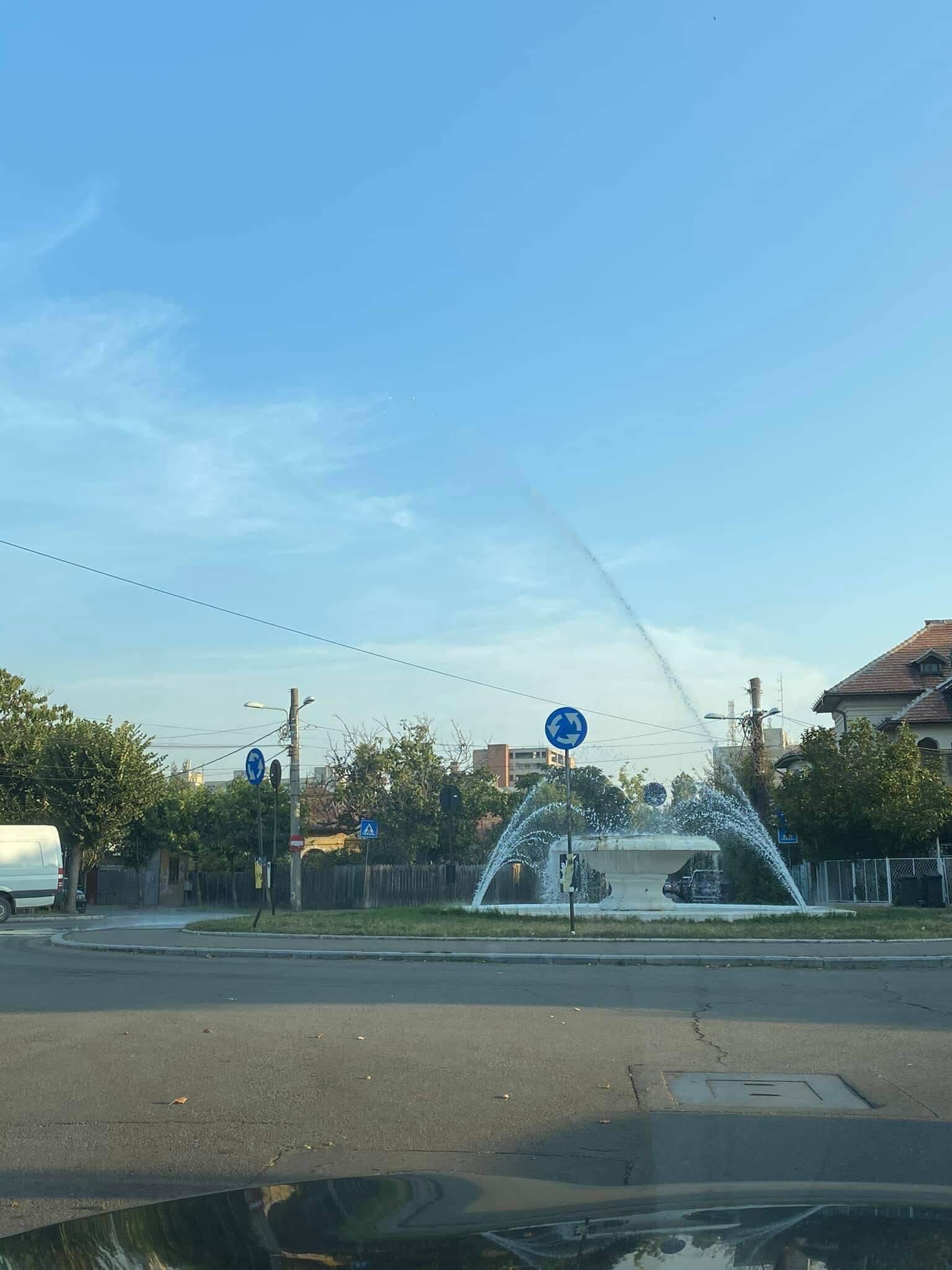 Spălătorie auto gratis, posibil doar azi, în Craiova!