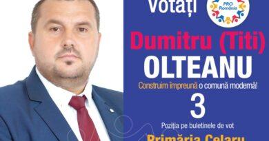 Dumitru Titi Olteanu Celaru