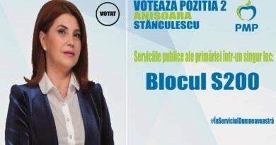 Anisoara Stanculescu, candidat PMP la Primaria Craiova