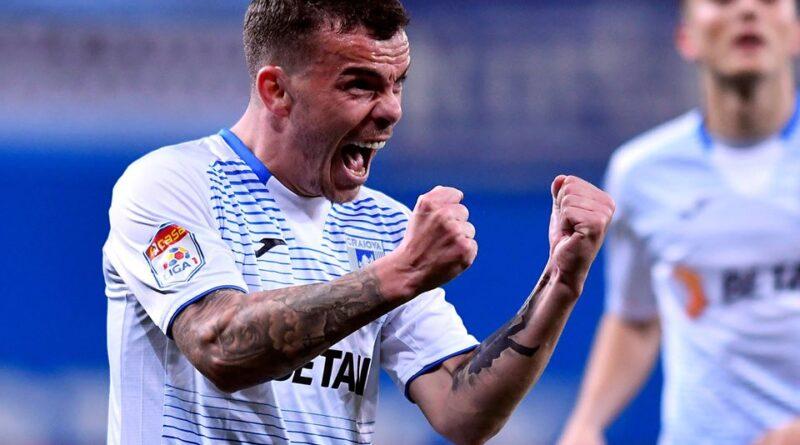Viitorul - Craiova 1-4 Dan Nistor