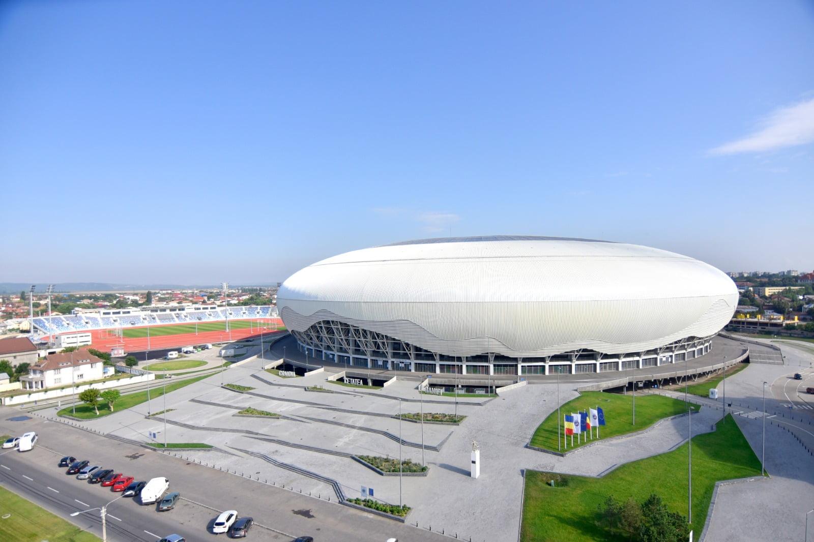 Stadionul craiovean de fotbal, CEL MAI FRUMOS DIN ROMÂNIA