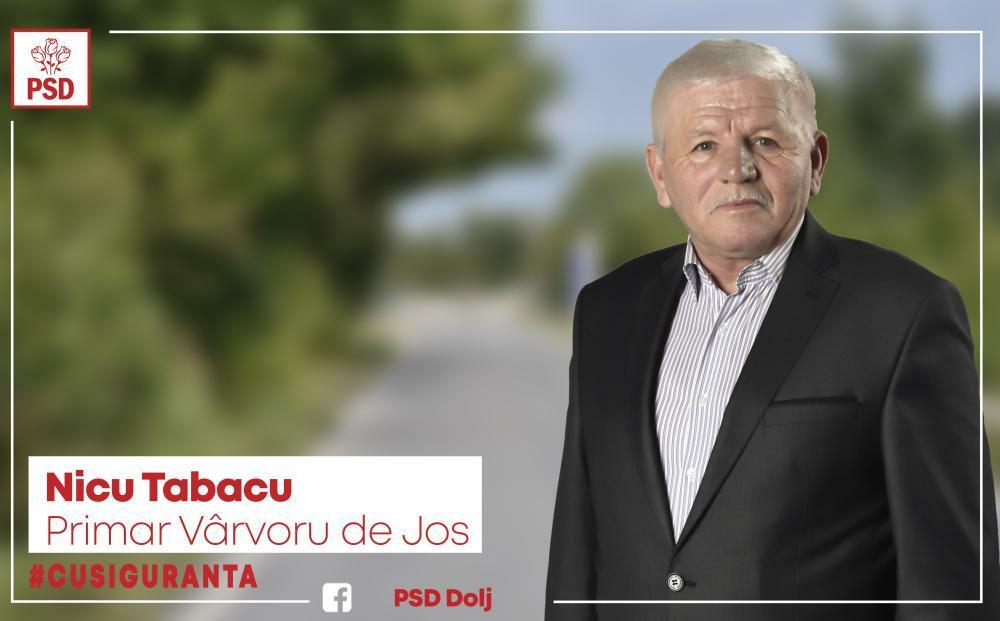 Vârvoru de Jos continuă împreună cu Nicu Tabacu