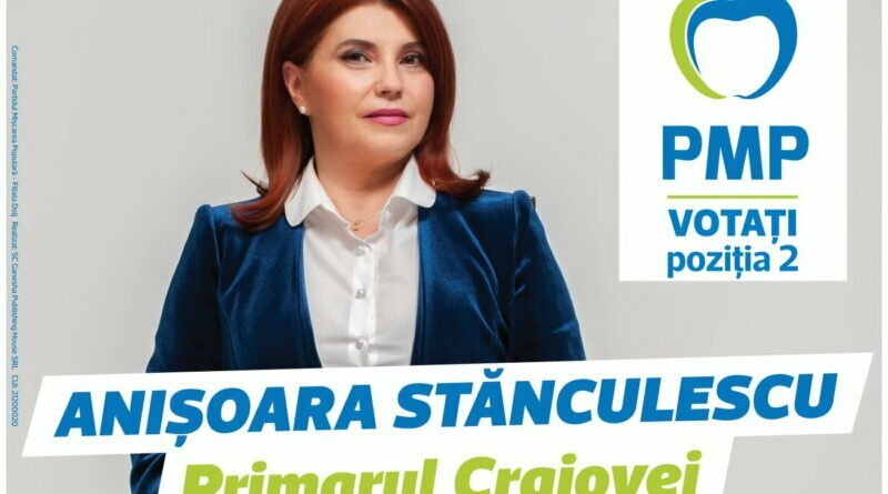 Anisoara Stanculescu PMP