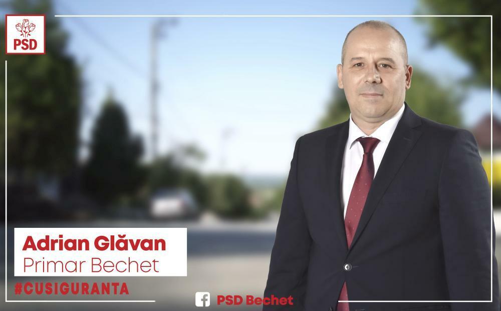 Adrian Glăvan, primarul oraşului Bechet: Nu promit oamenilor lucruri pe care nu le pot face