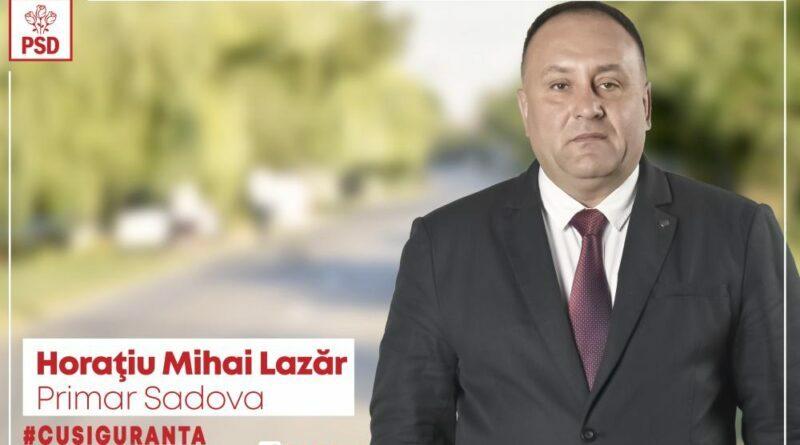 Horatiu Mihai Lazar Sadova