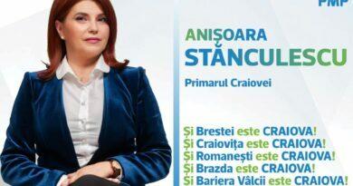 Anisoara Stanculescu candidat la Primaria Craiova