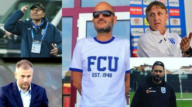 Cine nu va antrena FCU Craiova