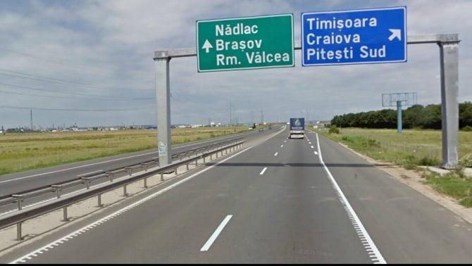 """FOTO! Autostrada """"Via Carpatia"""" ajunge la Calafat, dar ocolește Craiova!"""