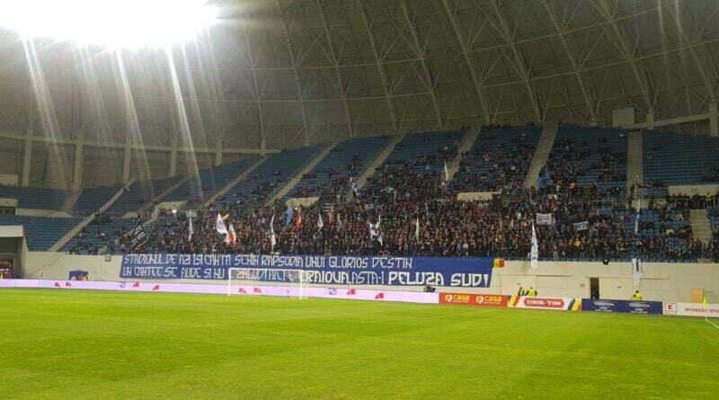 stadion Oblemenco FCU Craiova
