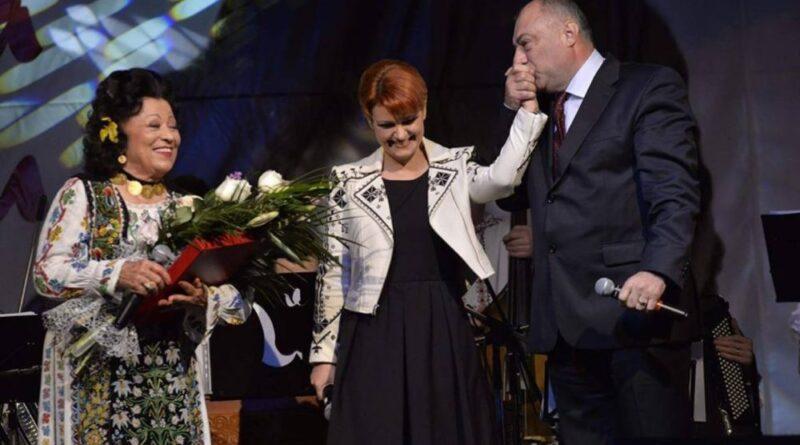 Olguta Vasilescu Aurica Solomon