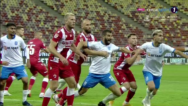 penalty dinamo - craiova 0-1