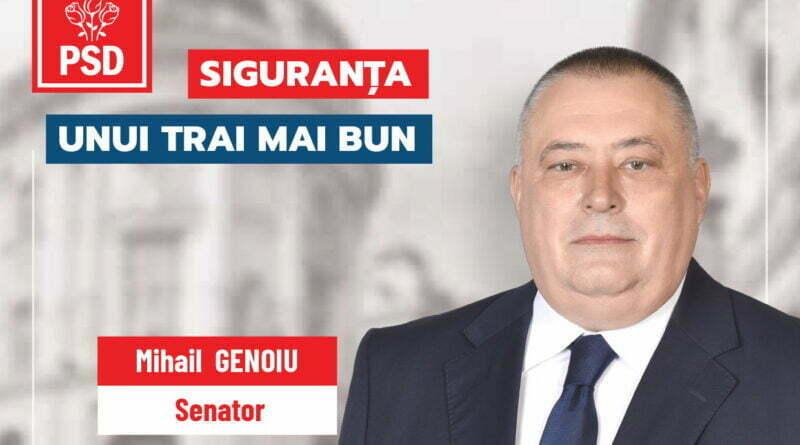 Mihail Genoiu Senat