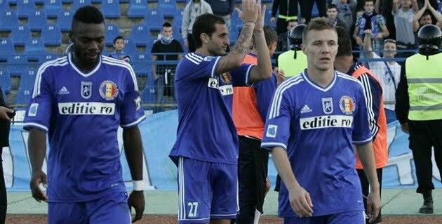 Stephane Acka se poate întoarce la FCU Craiova!