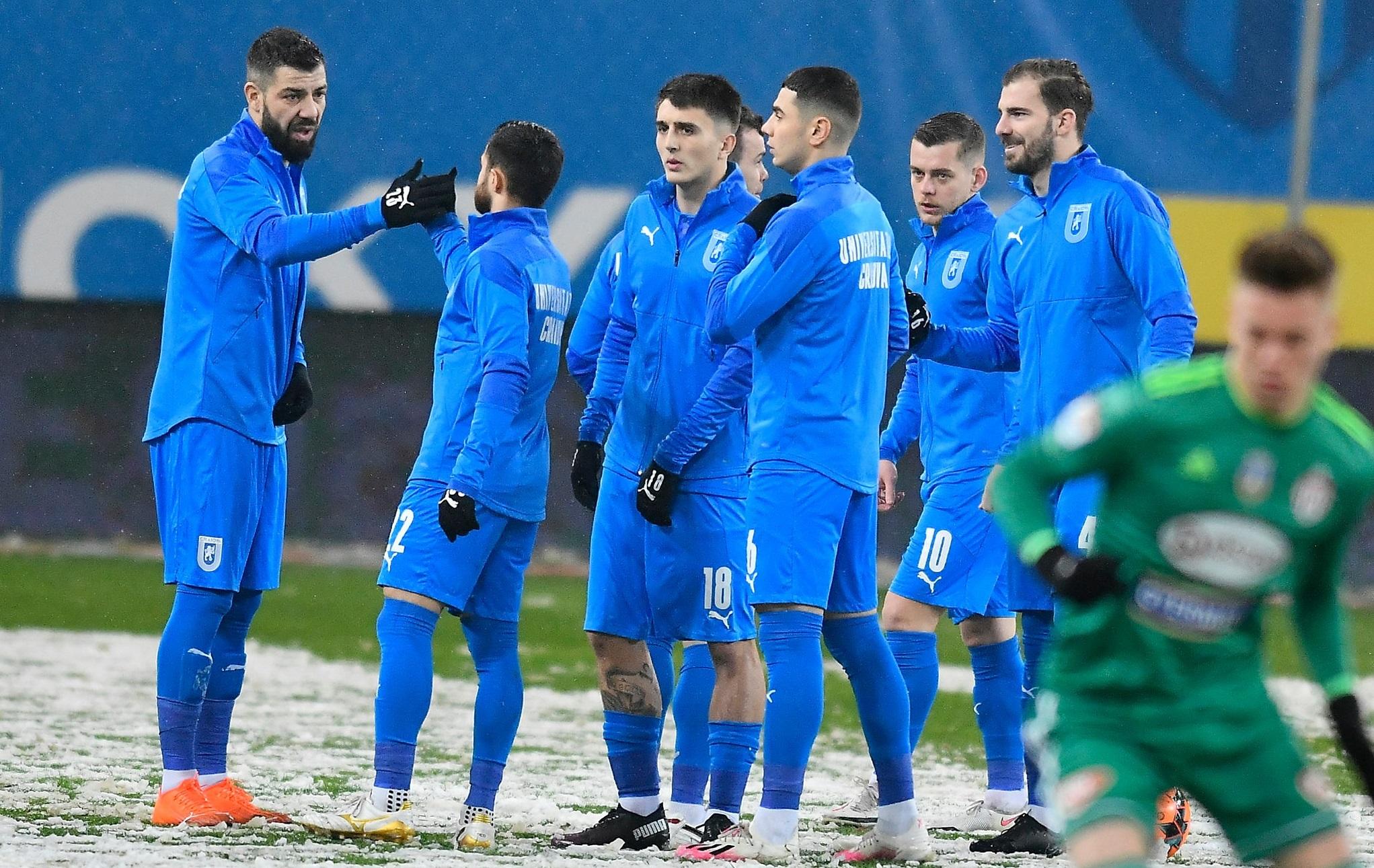 """Craiova pregătește primele mutări: """"Suntem în discuții"""""""