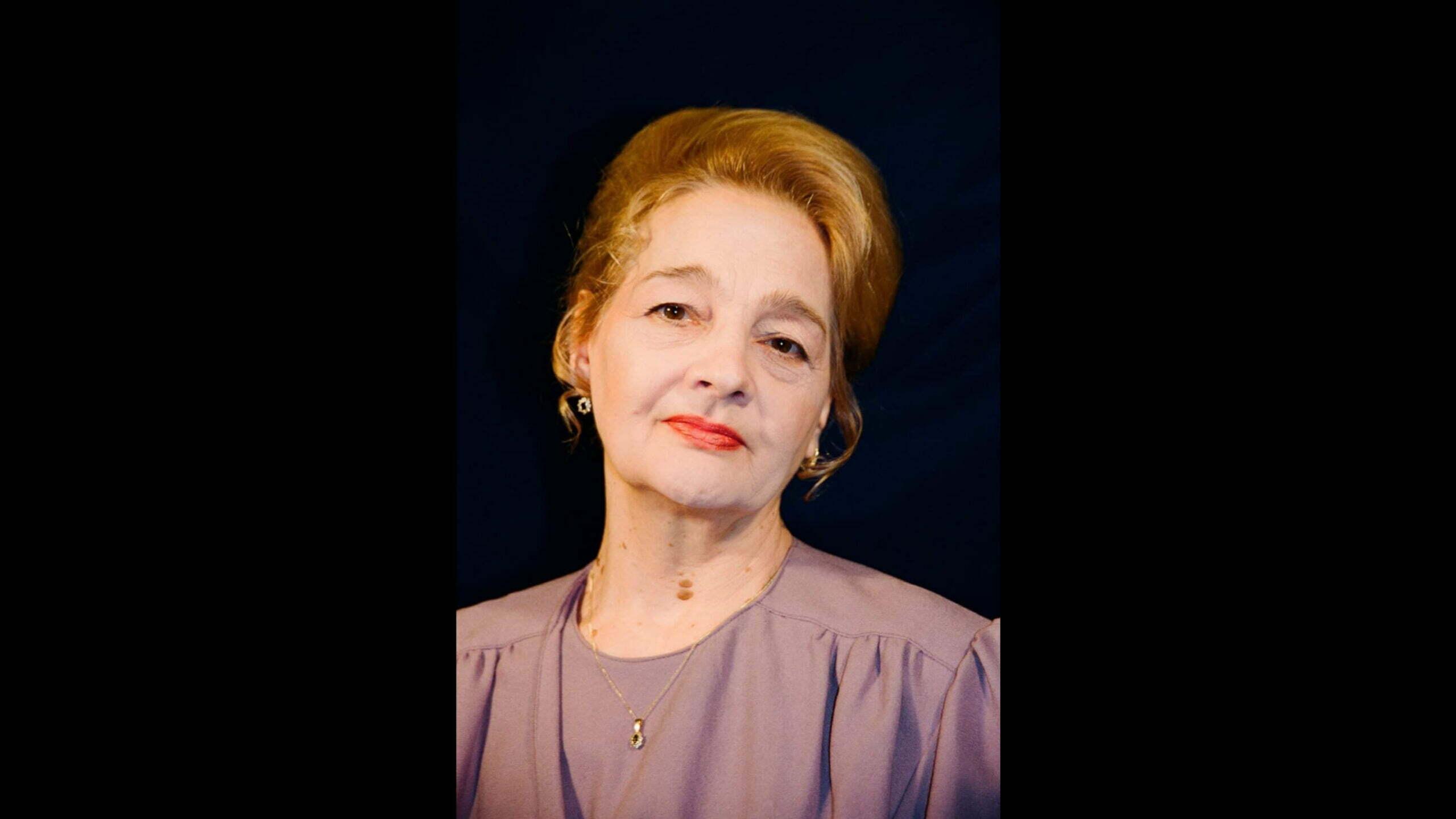 A murit Georgeta Luchian, soția lui Tudor Gheorghe!