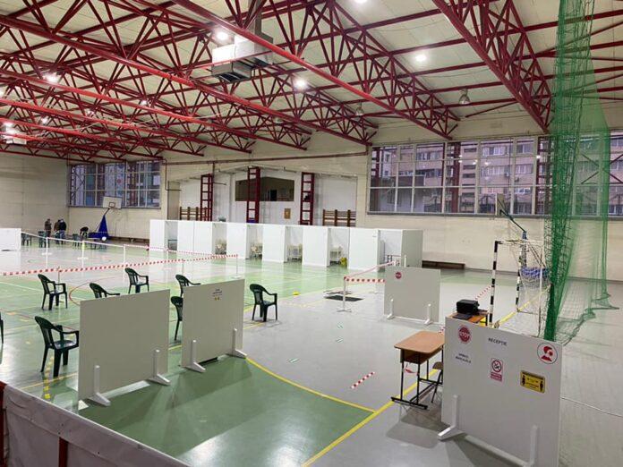 centre vaccinare Ramnicu Valcea