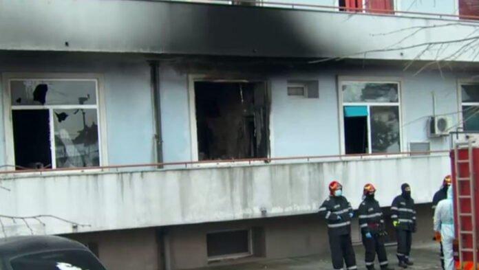 incendiu Matei Balș