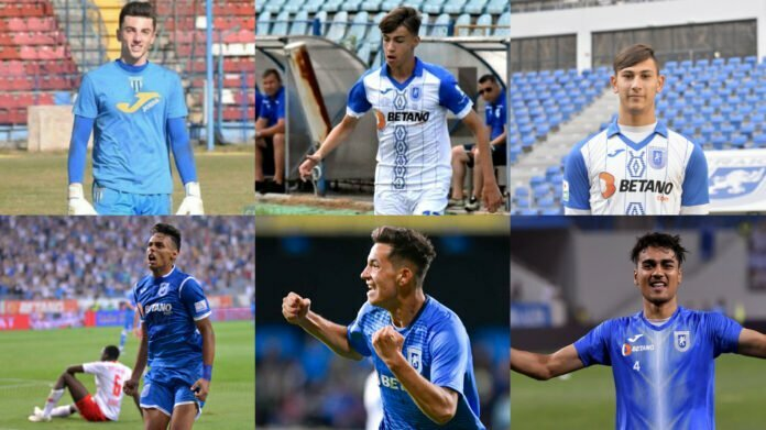 tineri Craiova FCSB