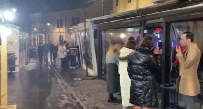 petrecere Centrul Vechi Craiova