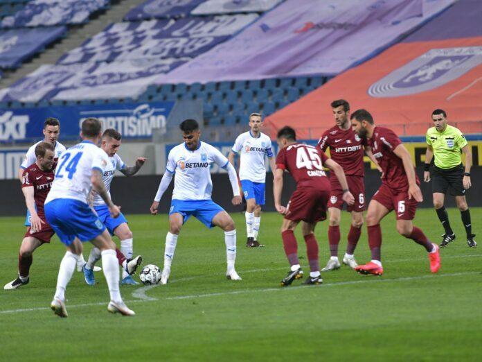 Craiova-CFR Cluj note