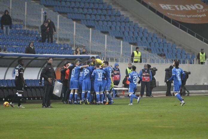 Colli si Ionita la FCU Craiova